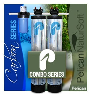 Pelican Whole House Salt-Free Water Conditioners